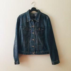 GAP | Vintage Blue Denim Jacket
